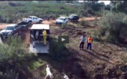 MONTERIA EN LA ROPERA, CAZANDO ZORROS EN LOS ZARZALES (07/02/16)