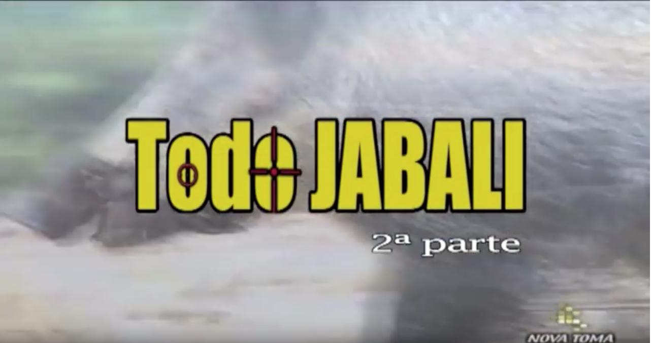 TODO JABALÍ (parte 2)